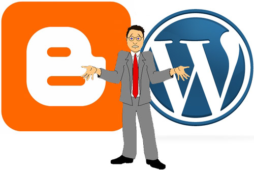 Difference between WordPress and blogger 2019