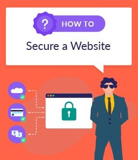 10 Steps to secure your website