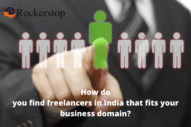 find freelancers in india
