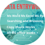 freelancers-in-India-Data-Entry-Kannur-PRABEEN-EP
