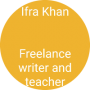 freelancers-in-India-Spoken-English-Training-/-Teacher-Delhi-Ifra-Khan